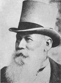 """Джон Уилис - """"Старата бяла шапка"""", за когото бил построен """"Къти Сарк"""""""