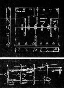 """""""Шити"""" дъски от кораба, намерен в Бон Порте"""