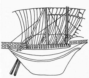 Кораб за развлечения от Таркуния