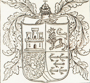 Гербът на Колумб