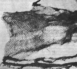 Антична мрежа от римския град Емон