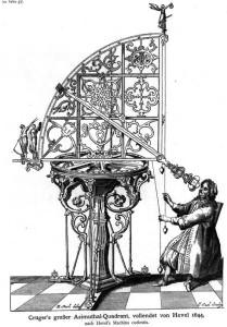 Hevelius-Quadrant