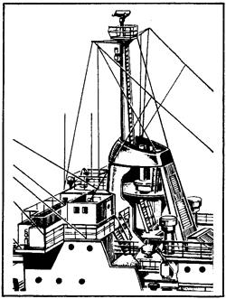 Комин на товарен кораб