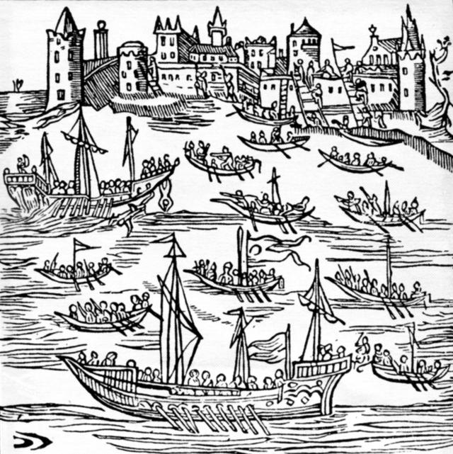 Превземането на Кафу - 1616 г.