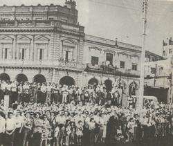 Хиляди кубинци са се стекли на крайбрежния булевард на Хавана за да посрещнат българския моряк