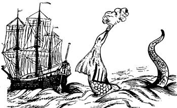 Според описанието на норвежкия мисионер Ханс Егеде наблюдавал това животно през 1734 година край Гренландия