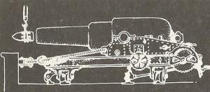 254-мм оръдие с предно пълнене