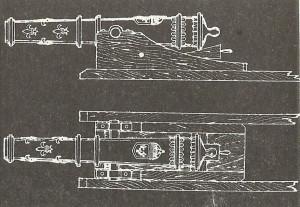 Оръдие от френска галера