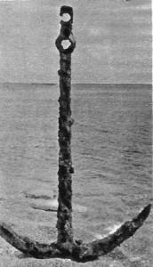 През 1965 г. при археологични проучвания при нос Калиакра е открито котвено находище, по което може да се съди за някогашно оживено кораболаване по тези места