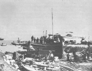 Работилница за ремонт на плавателни съдове в стара Варна
